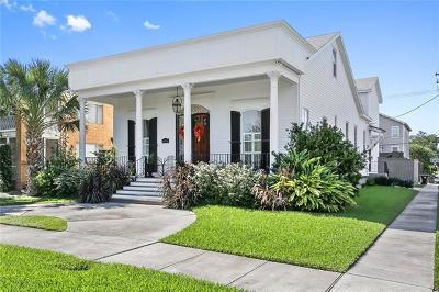 New Orleans LA Single Family Home For Sale: $997,200