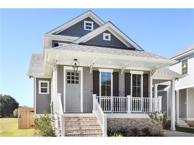 New Orleans LA Single Family Home For Sale: $689,000