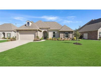 Madisonville Single Family Home For Sale: 1024 Cypress Crossing Drive