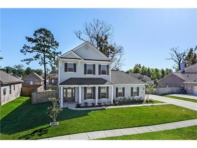 Madisonville Single Family Home For Sale: 122 Pine Creek Drive