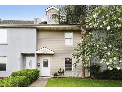 Jefferson Townhouse For Sale: 509 Deckbar Avenue