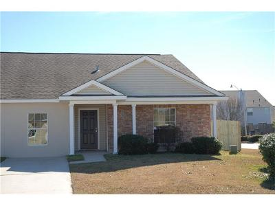 Slidell LA Townhouse For Sale: $152,499
