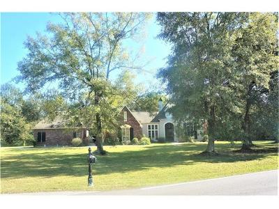 Slidell Single Family Home Pending Continue to Show: 120 Chamale Drive