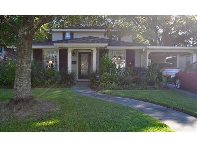 Metairie Single Family Home Pending Continue to Show: 837 Hesper Avenue