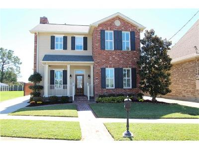 Metairie Single Family Home Pending Continue to Show: 4836 Fairfield Street