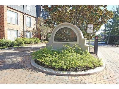 Metairie Condo Pending Continue to Show: 2511 Metairie Lawn Drive #120