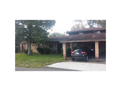 Destrehan Single Family Home For Sale: 357 Carolyn Drive