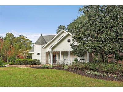 Single Family Home For Sale: 759 Bocage Lane