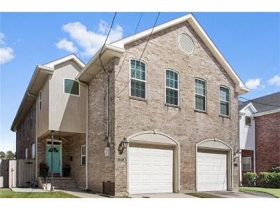 New Orleand LA Townhouse For Sale: $364,000