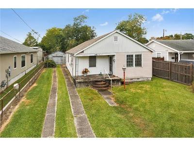 Metairie Single Family Home Pending Continue to Show: 820 Edenborn Avenue