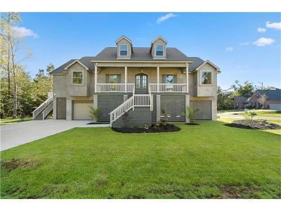 Madisonville Single Family Home For Sale: 534 Garden Lane
