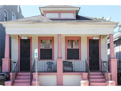 New Orleans Multi Family Home For Sale: 1222 Frenchmen Street