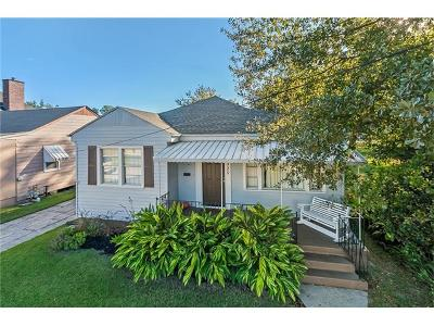 Metairie Single Family Home For Sale: 325 Labarre Drive