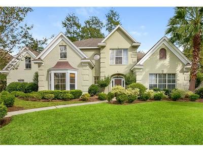 Single Family Home For Sale: 153 Acadian Lane