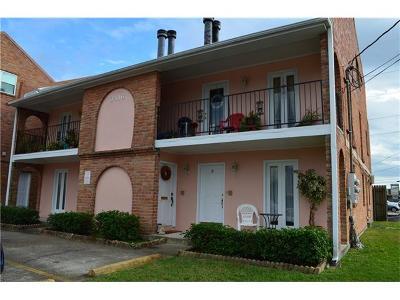 Metairie Condo For Sale: 3416 W.esplanade Avenue #B