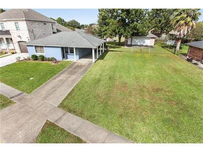 Metairie Single Family Home For Sale: 4741 Jasper Street