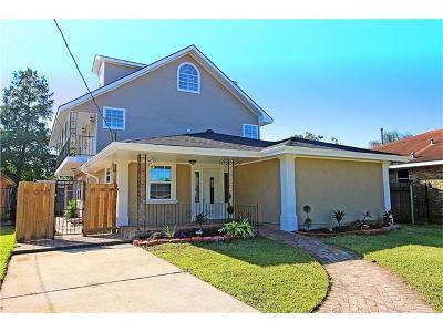 Metairie Single Family Home Pending Continue to Show: 5228 Trenton Street