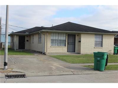 Marrero Multi Family Home For Sale: 5545-67 Jordan Road