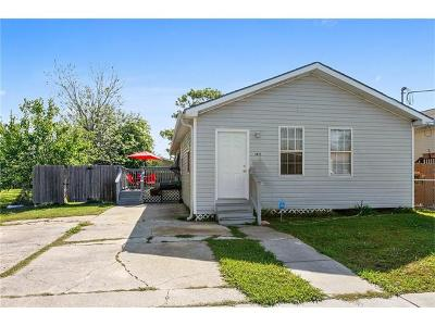 New Orleans Single Family Home For Sale: 4935 Dodt Avenue
