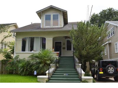 New Orleans Multi Family Home For Sale: 7512 Jeannette Street
