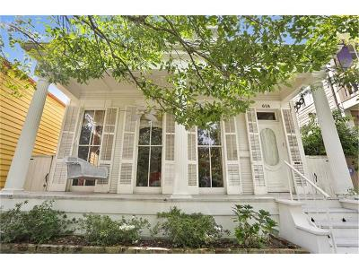 New Orleans Single Family Home Pending Continue to Show: 618 Spain Street