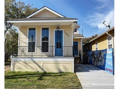 New Orleans LA Single Family Home For Sale: $318,000