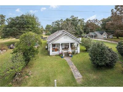 Covington Single Family Home Pending Continue to Show: 75038 Lenel Road