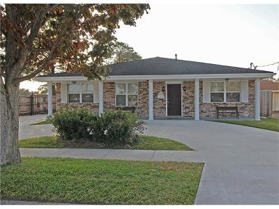 Metairie Single Family Home For Sale: 1300 Wisteria Drive
