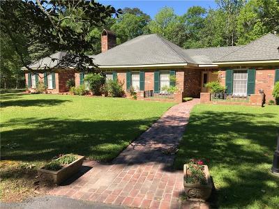 Single Family Home For Sale: 300 Live Oak Street