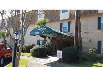 Metairie Condo For Sale: 2724 Whitney Place #129
