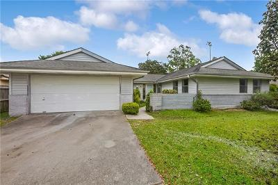 Metairie Single Family Home For Sale: 4505 Page Drive