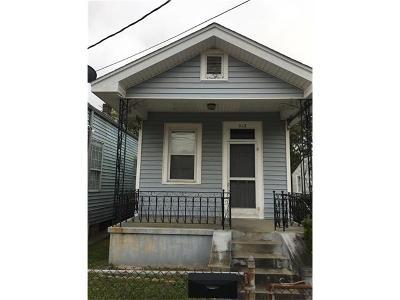 Harvey Single Family Home For Sale: 512 2nd Avenue