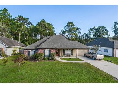 Madisonville Single Family Home For Sale: 228 Highland Oaks North Drive