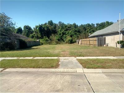 Mereaux, Meraux Residential Lots & Land For Sale: 3004 Blomquist Drive