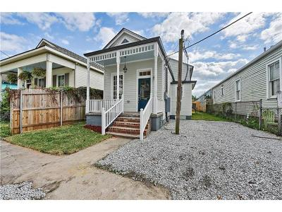 New Orleans Single Family Home For Sale: 153 Millaudon Street