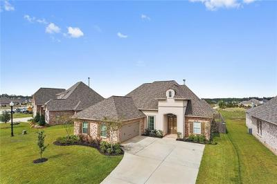 Madisonville Single Family Home For Sale: 1016 Cypress Crossing Drive