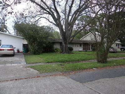 Metairie Single Family Home For Sale: 8119 Karen Street