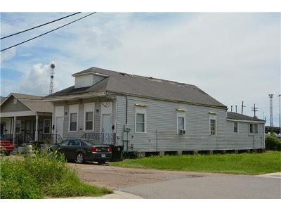 New Orleans Multi Family Home For Sale: 2005 Port Street