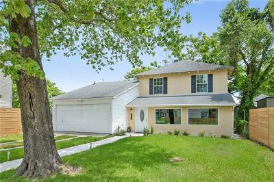 Jefferson Single Family Home For Sale: 501 Deckbar Avenue