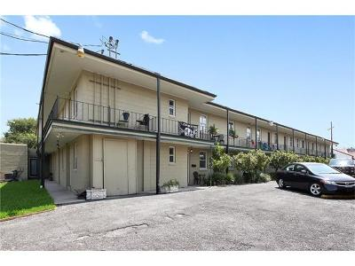 New Orleans Condo For Sale: 1919 Sophie Wright Place #5