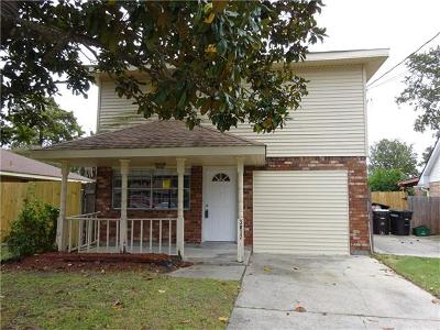 Single Family Home For Sale: 3012 Indiana Avenue