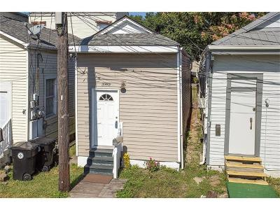 New Orleans Single Family Home For Sale: 3983 S Front Street