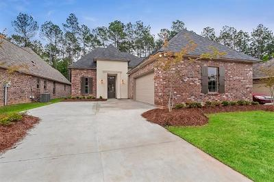 Madisonville Single Family Home For Sale: 3097 Lost Lake Lane