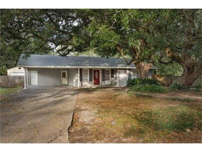 Slidell Single Family Home Pending Continue to Show: 238 Jacob Street