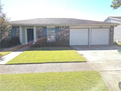 Harvey Single Family Home For Sale: 3837 N Timbers Court