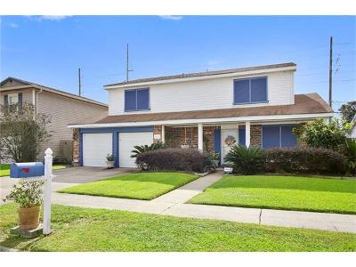 Harvey Single Family Home For Sale: 3849 Nathan Kornman Drive