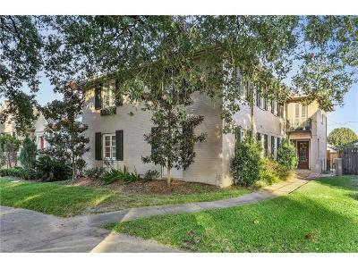 New Orleans LA Multi Family Home For Sale: $595,000