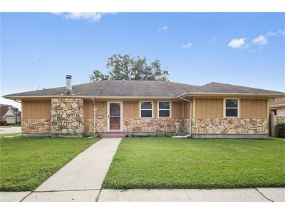 Gretna Single Family Home For Sale: 110 Leighton Street