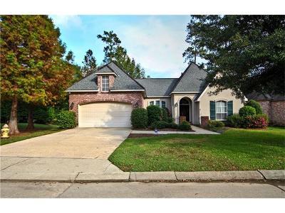 Madisonville Single Family Home For Sale: 228 Bellingrath Place