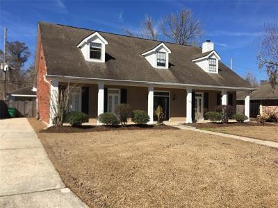 Destrehan Single Family Home For Sale: 185 Villere Dr. Drive